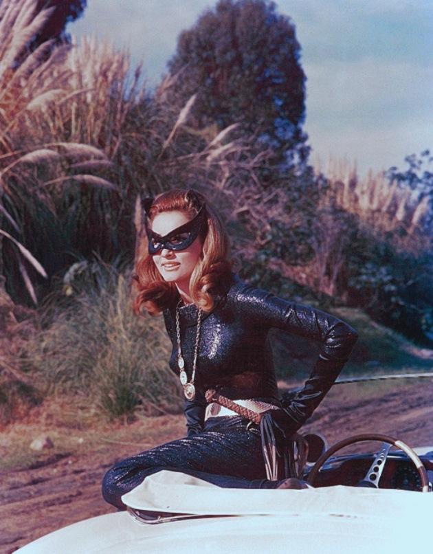 Julie Newmar as Catwoman Stills - Batman (TV series) 1966 - 1968