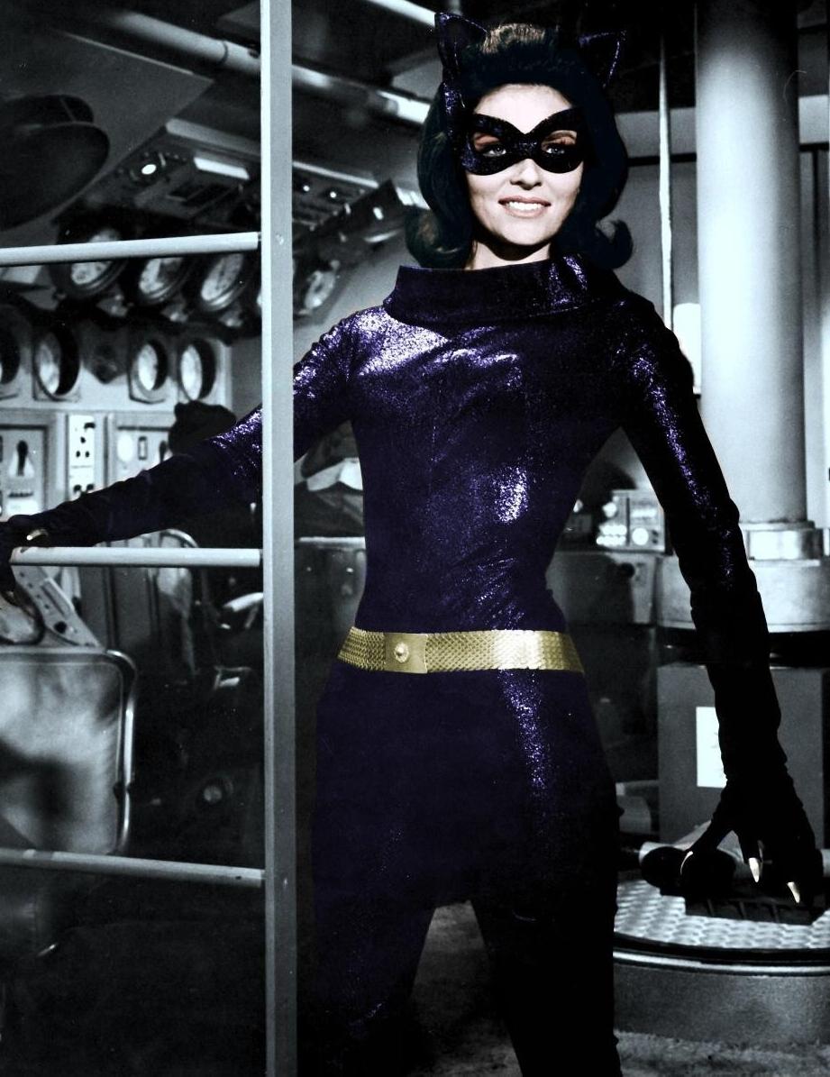 S Batman Movie Lee Meriweather Catwoman